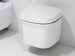 Wc sospeso in ceramicaCUPOLA1 - ANTONIO LUPI DESIGN®