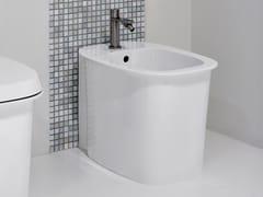 Bidet in ceramica a pavimentoCUPOLA22 - ANTONIO LUPI DESIGN®