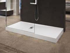 Piatto doccia rettangolare in acrilicoCUSTOM | Piatto doccia rettangolare - NOVELLINI