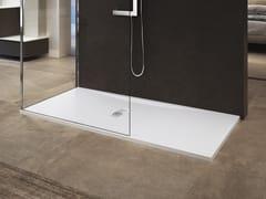 Piatto doccia rettangolare in acrilicoCUSTOM | Piatto doccia - NOVELLINI