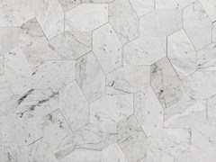 Pavimento/rivestimento in marmo CUTCUT - Maison&Objet 2018