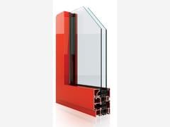 Twin Systems, CX 650 Profilati per finestre in alluminio