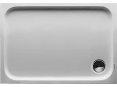 Piatto doccia rettangolare in acrilico D-CODE | 100 x 70 - D-Code