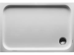 Piatto doccia rettangolare in acrilico D-CODE | 110 x 75 - D-Code