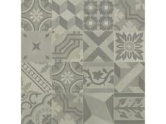 Pavimento in gres porcellanato effetto cementineD_SEGNI BLEND | Decoro Mix Grigio - MARAZZI GROUP