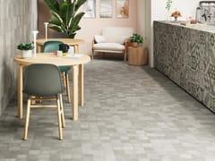 Pavimento in gres porcellanato effetto cementineD_SEGNI BLEND | Grigio - MARAZZI GROUP