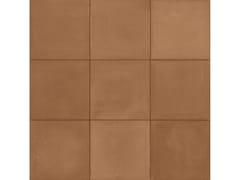 Pavimento in gres porcellanato effetto cementineD_SEGNI BLEND | Terra - MARAZZI GROUP