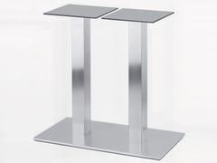 Base per tavoli in metalloD2 - GABER