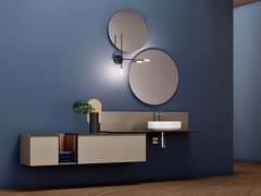 Sistema bagno componibileDAFNE - COMPOSIZIONE 03 - ARCOM