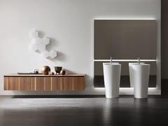 Sistema bagno componibileDAFNE - COMPOSIZIONE 05 - ARCOM