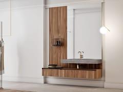 Sistema bagno componibileDAFNE - COMPOSIZIONE 06 - ARCOM