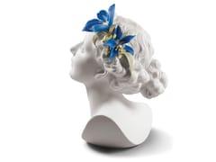 Vaso in porcellanaDAISY WITH FLOWERS - LLADRÓ