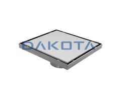 Chiusino e griglia in acciaio inox con valvola sifonataDAKUA+ - DAKOTA GROUP