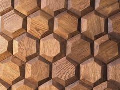 Rivestimento tridimensionale modulare in legnoDALLAS V1 - NEXT LEVEL DESIGN STUDIO