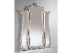 Specchio da terra rettangolare in legno con corniceDAMA | Specchio - PRESTIGE