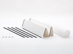 Cornice in alluminio e policarbonatoDANESE FRAME - DANESE MILANO