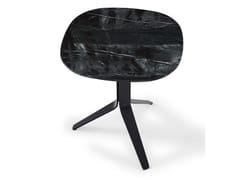 Tavolino quadrato in granito DANTE | Tavolino quadrato -