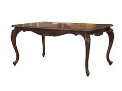 Tavolo da salotto rettangolare in betullaDARK ROSE - ARREDIORG