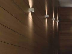 Lampada da parete a LED a luce diretta e indiretta con dimmer DAU LED 6281 - Dau