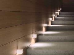Lampada da parete a LED a luce diretta con dimmer DAU LED 6283 - Dau