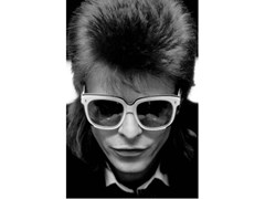 Stampa fotografica DAVID BOWIE NEL 1974 - ARTPHOTOLIMITED