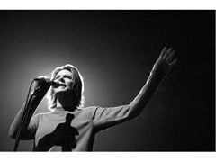 Stampa fotografica DAVID BOWIE AND CONCERT PRIVE - ARTPHOTOLIMITED