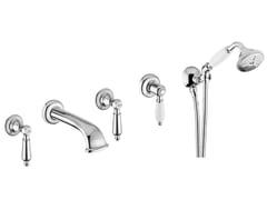 Set vasca a muro con deviatore con doccetta DAYTIME STYLE | Set vasca a muro - DAYTIME STYLE