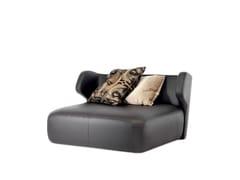 Chaise longue imbottitaDC 100/150 | Chaise longue - CECCOTTI COLLEZIONI