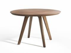 Tavolo allungabile rettangolare in legno prince passoni