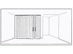 Porta tessilePorta con apertura centrale decentrata - BIOTECH DIAGNOSTICI