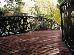 Decking in Adaxite LISTOTECH CUMARU -