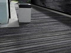 Decking in Adaxite LISTOTECH WENGÈ -