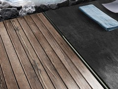 Decking in Adaxite LISTOTECH ROVERE -