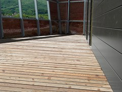 Decking in Adaxite LISTOTECH LARICE -