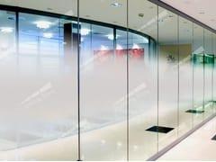 Pellicola per vetri adesiva oscurante DECO-501i - Pellicole oscuranti per vetri