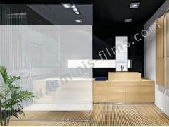 Pellicola per vetri adesiva decorativa DECO-502i - Pellicole per vetri decorative