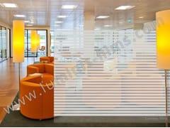 Pellicola per vetri adesiva decorativa DECO-503i - Pellicole per vetri decorative