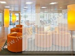 Pellicola per vetri adesiva decorativa DECO-506i - Pellicole per vetri decorative