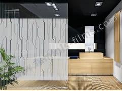 Pellicola per vetri adesiva decorativa DECO-508i - Pellicole per vetri decorative
