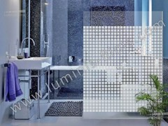 Pellicola per vetri adesiva decorativa DECO-512i - Pellicole per vetri decorative