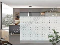 Pellicola per vetri adesiva decorativa DECO-513i - Pellicole per vetri decorative