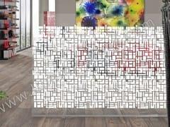 Pellicola per vetri decorativa DECO-514i - Pellicole per vetri decorative