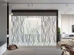Pellicola per vetri adesiva decorativa DECO-516i - Pellicole per vetri decorative