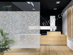 Pellicola per vetri adesiva decorativa DECO-517i - Pellicole per vetri decorative