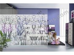 Pellicola per vetri adesiva decorativa DECO 518i - Pellicole per vetri decorative