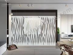 Pellicola per vetri adesiva decorativa DECO-519i - Pellicole per vetri decorative