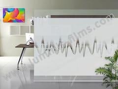 Pellicola per vetri decorativa DECO-521i - Pellicole per vetri decorative