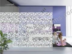 Pellicola per vetri adesiva decorativa DECO-523i - Pellicole per vetri decorative