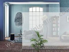 Pellicola per vetri adesiva decorativa DECO-524i - Pellicole per vetri decorative