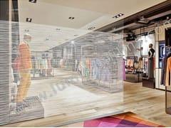 Pellicola per vetri adesiva decorativa DECO-525i - Pellicole per vetri decorative